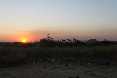Chitungwiza sunset