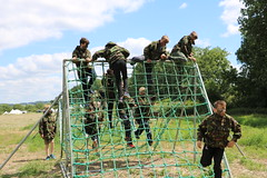 Year 8 Operation Encounter (Moulsford) Tags: year8 postce programme assault course challenge summerterm2018