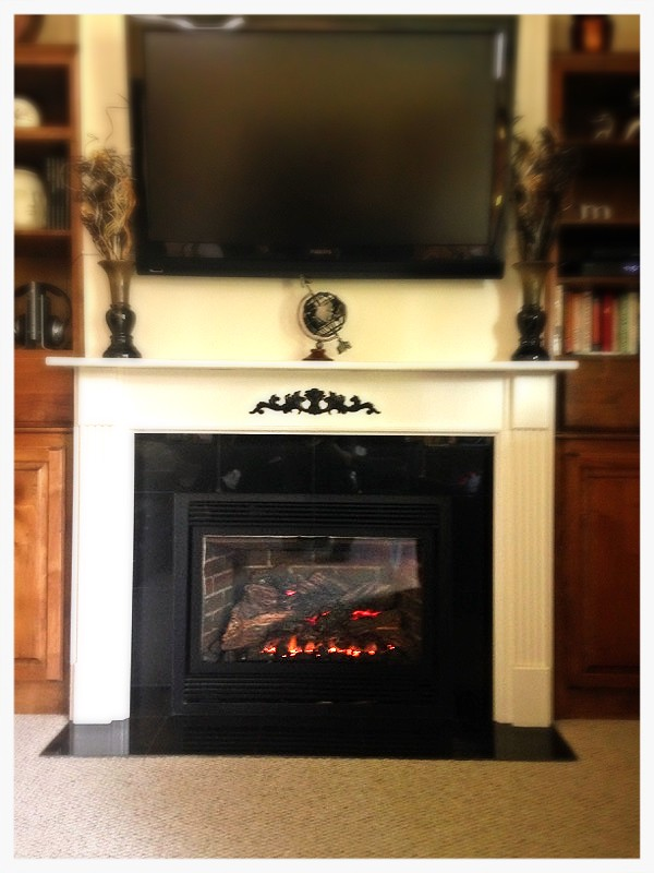 Direct Vent Fireplace, Indoor Chattanooga, Tn.
