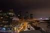 Toronto - Gardiner Expressway (Retake) (Candice Pun) Tags: toronto gardiner expressway freeway highway traffic roads lights night nightscape illuminated longexposure
