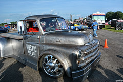 Dodge Pickup (Chad Horwedel) Tags: dodge pickup truck classic custom hrpt17 bowlinggreen