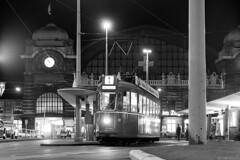 Bahnhof SBB (Tim Boric) Tags: basel bazel basle centralbahnplatz bahnhofsbb tram tramway streetcar strassenbahn bvb schweizerstandardwagen standardisé swissstandard