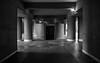 The Barbican (cybertect) Tags: benjohnsonhouse carlzeissmmdistagont28mmf28 chamberlinpowellandbon cityoflondon ec2 london londonec2 modernism sonya7ii thebarbican architecture blackwhite blackandwhite brick building concrete monochrome