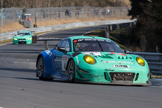 #4 Porsche 911 GT3 R - Falken Motorsports