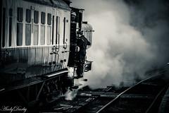 Bridgnorth Steam_ (Darbs66) Tags: bankholiday bridgnorth d500 severn valley railway severnvalleyrailway shropshire train station candid steam urban