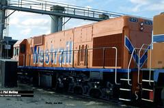 J722 NA1872 new Westrail paint (RailWA) Tags: philmelling joemoir westrail railwa na1872 forrestfield