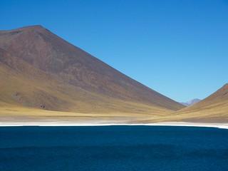 Natural minimal (Miniques, Atacama)