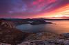Diabaig (GenerationX) Tags: applecrosspeninsula araid arincrinachd arrina barr canon6d fearnbeg fearnmore highlands isleofskye kenmore lochdiabaig lochshieldaig lochtorridon lochachracaich lowerdiabaig neil rona ronaigh rubhanahàirde scotland scottish westerross clouds dusk evening gloaming harbour islands lake landscape mountains panorama pier rays sea sky sunset water