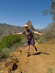 Walk 6 - balanced (Jackie & Dennis) Tags: lagomera