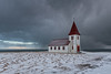 Hellnar, Iceland (B.E.K. Photography) Tags: hellnar iceland storm stormy sky skies clouds snow blizzard winter cold church north atlantic ocean longexposure outdoor landscape nikond850 nikon247028