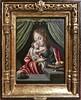 le commencement... (canecrabe) Tags: vierge enfant grappe raisin fruit jésus jangossaert janmabuse casadelospisa pisa famille saintjeandedieu