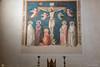 Tadeo Gaddi: Crocifissione, c. 1340 (Anita Pravits) Tags: chiesadiognissanti firenze florence florenz italia italien italy kirche kruzifix ognissanti tadeogaddi toscana toskana tuscany church crucifix