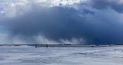 Storm chasers (Antti Tassberg) Tags: lauttasaari sade pilvi suomi landscape helsinki kevät jää cloud finland ice laru rain scandinavia spring