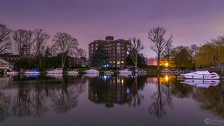 Dawn in Kingston