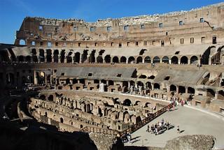 Coliseo de Roma (Italia, 15-10-2017)