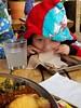 Eating injera (quinn.anya) Tags: paul toddler injera ethiopian eating cafecolucci oakland