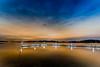 DSC_0283 (christerhamre1) Tags: liaskjæret sotra hordaland vestlandet norge norway natur nature nikon nikond5300 d5300 sigma sigma1020 sea ocean sunset clouds bluesky orangesky photooftheday streetlights hiking mittnorge