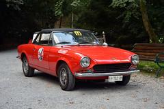 Fiat 124 Sport Spider (Maurizio Boi) Tags: fiat 124 sport spider car auto voiture automobile coche old oldtimer classic vintage vecchio antique italy pontedecimogiovi