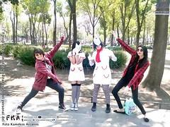 Grupal (6) (Foto Kamekos Arcanos) Tags: gorillaz cosplay 2 shironodesaina fotokamekosarcanos