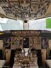 BA 767 G-BNWB Cockpit (birrlad) Tags: british airways ba speedbird aircraft aviation airplane airplanes airline airliner airlines cockpit controls boeing b767 b763 767300er 767336er gbnwb crew tour
