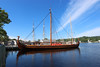 Draken Harald Hårfagre (russ david) Tags: mystic seaport ct connecticut draken harald hårfagre viking longship museum america sea