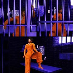 LOTD056 - I'm Innocent (misty.redyard) Tags: maitreya catwa izzies u tram joplinosuicidedollzevent events womensfashion femalefashion bento avatar firestorm secondlife slblogger blogger blogging secondlifeblogger prison joplino poses