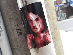 Toronto 2018 (bella.m) Tags: graffiti streetart urbanart toronto canada art sticker