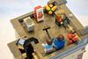 Lego Store rooftop (cimddwc) Tags: lego modular building
