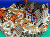 Heroica Snowed Inn 05 (cjedwards47) Tags: lego moc heroica game advancedheroica castle inn zombie zombies snow winter microscale