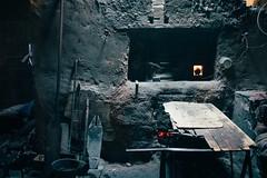 Oven (Tom Levold (www.levold.de/photosphere)) Tags: fuji fujix100f marokko morocco x100f zagora still stillleben bakery ofen interior backstube oven
