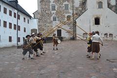 Poort (GARS Savolax) Tags: turunlinna turkucastle åboslott historianelävöitys reenactment 1600luku 1600tal 17thcentury gars pikenööri pikenööripäivä pikedrill
