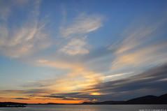 2018-04-21 Sunset (2048x1360) (-jon) Tags: anacortes skagitcounty skagit washingtonstate washington salishsea fidalgoisland sanjuanislands pugetsound guemeschannel pnw pacificnorthwest northwest pacific waterfront sky sunset cloud clouds a266122photographyproduction