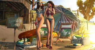 New Post: ∞Forever Twenty One∞ LOTD 570 Thale Beach...