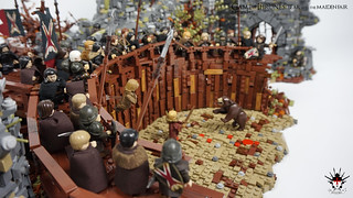 Game of Thrones - Bear and the Maiden Fair - by Barthezz Brick 12