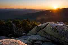 Sunrise at Mount Garfield (gabe.mirasol) Tags: nikon d800e 2470mm nikkor f28g landscape sunrise golden hour magic mountain range rock