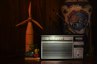 The Windill and The Radio
