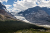 Athabasca Glacier (glen.bowe) Tags: alberta glacier jaspernationalpark nature parks mountains canada ca columbiaicefield pentax landscape outdoor altitude ice