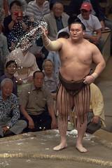 20180518_IMG_8655 (koen@jp) Tags: sports スポーツ sumo 相撲 大相撲 2018 ozumou ryogoku 両国 両国国技館 ryōgoku kokugikan 白鵬 hakuhou モンゴル mng mongolia