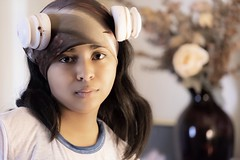 High ISO Test (hoffler_pictorials) Tags: sonyfullframe emountlenses headphones youth beautiful cute teenager girl bokehlicious bokeh sony