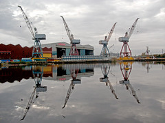 BAE-Govan (norriemacloud) Tags: scotland glasgow bae govan riverclyde shipbuilding