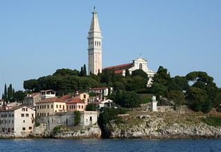 The Church of St. Euphemia in Rovinj