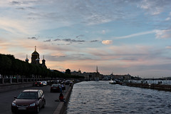 White NIghts Have Come (Rule Of Thirds Respected:) (kanyck (Thanx 4 0.5M views!)) Tags: 1835 d7200 nikon sigma saintpeterburg sky water whitenights city ngc