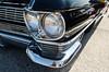 Slammed DeVille (GmanViz) Tags: gmanviz color car automobile vehicle detail headlights bumper grille nikon d7000 1964 cadillac