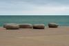 Littlehampton -E6160104-Edit (tony.rummery) Tags: beach em10 littlehampton mft microfourthirds omd olympus sea seascape seaside shingle southcoast square stones stormy sussex england unitedkingdom gb