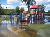 Tosa_Pewaukee_Wauk_061008 230 (Aaron Volkening) Tags: waukesha foxriver flooding flood 2008flood