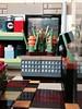 Mrs Miyagi's Flowers (craigslegostuff) Tags: lego florist flowers modular