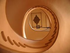Spiral staircase (Michele Grazia) Tags: bologna monument staircase spiral
