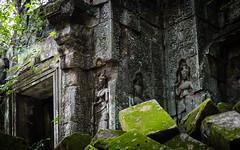 (seua_yai) Tags: asia southeastasia cambodia siemreap angkortemples bungmealea ruins ancient history khmer cambodia2018