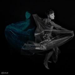Spirit Chaser (2forArt) Tags: studio art model woman shoot dancing