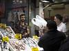 Turkish Market (Ashley Watts) Tags: turkey istanbul asia europe travel market food fish sale sell trade men buy bags bag price beard catch throw commerce shop customer adventure culture olympus omd em5 25mm ngc street appicoftheday